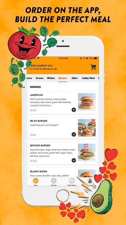 Bareburger App