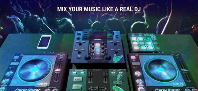 Party Mixer 3D on the App Store