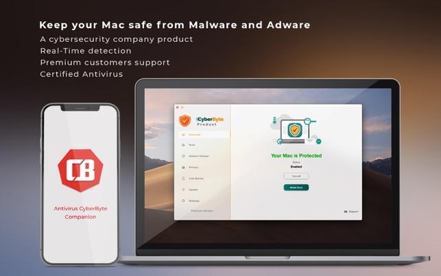 Antivirus CB - Anti-Virus on the Mac App Store