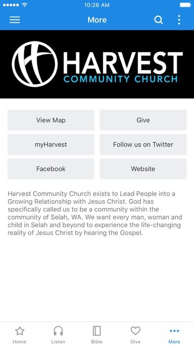 点击获取Harvest Church