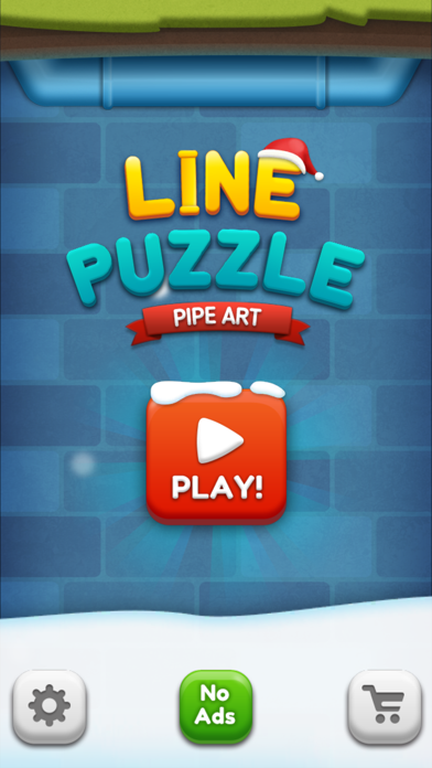 Line Puzzle: Pipe Art screenshot1
