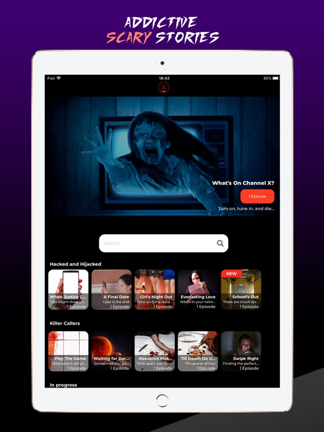 Scary Stories - yOwl - Horror on the App Store