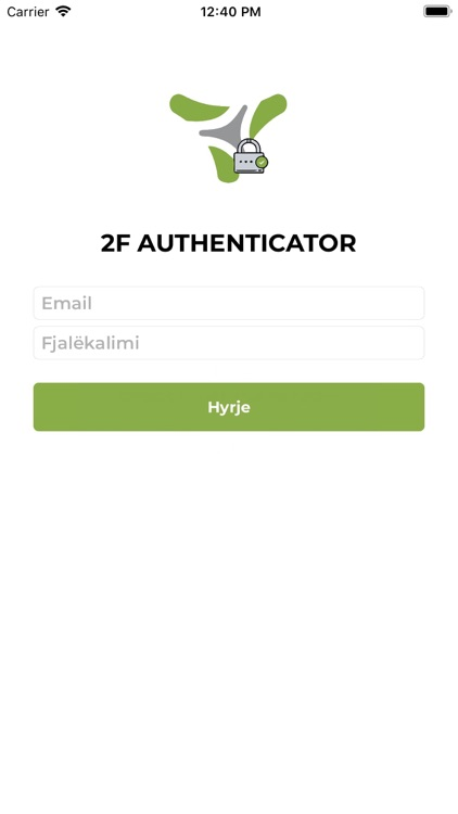 2F Authenticator