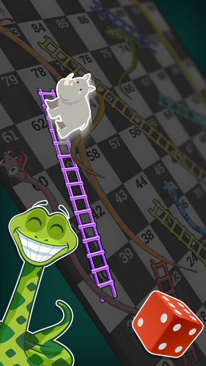 Snakes and Ladders - dice game screenshot-4