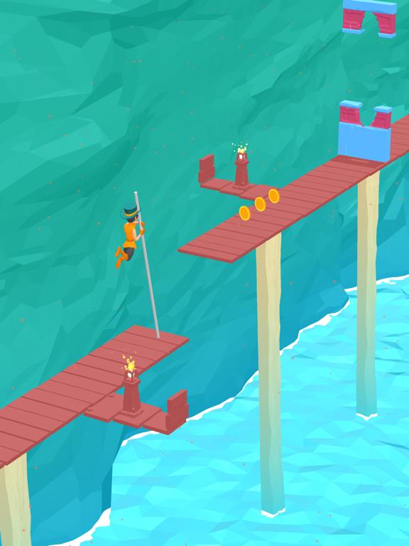 Pole Runner! screenshot 6