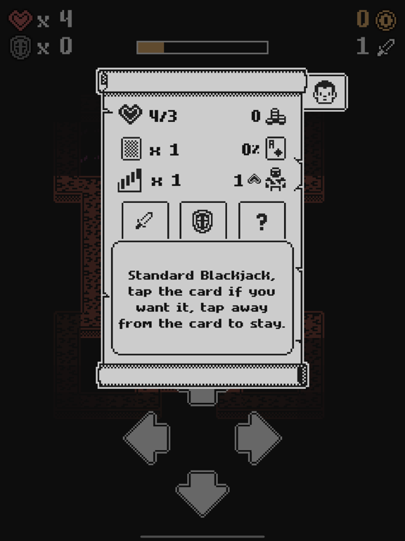 RogueJack: Roguelike BlackJack screenshot 12