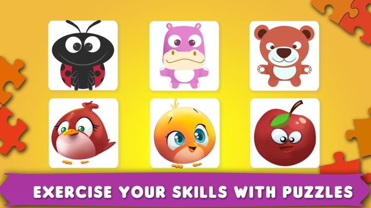 Toddler games 2,3,4 year olds screenshot-4