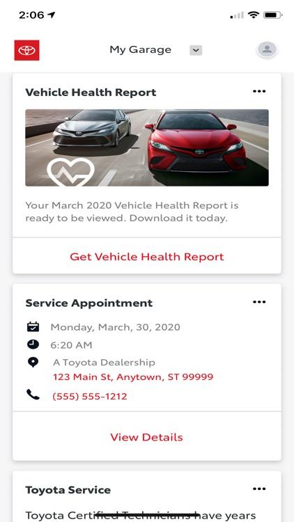 Toyota screenshot-4