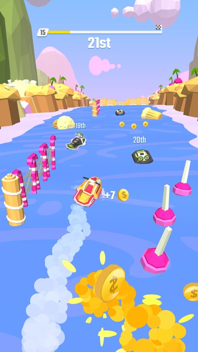 Screenshot for Flippy Race in Netherlands App Store