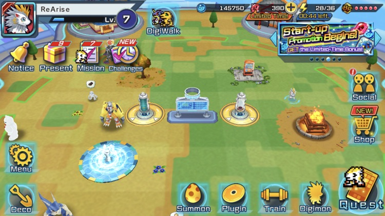 DIGIMON ReArise screenshot-2