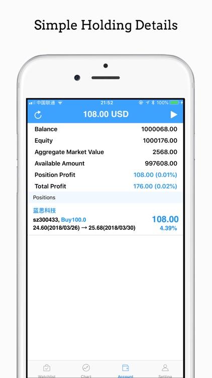 iIndicators - Market Watch screenshot-6