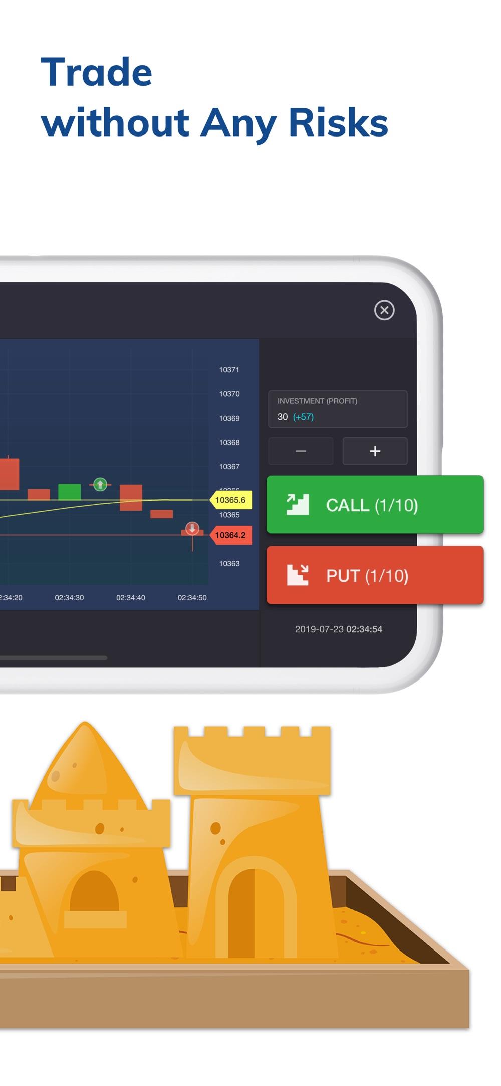 IQ Forex - FX Options Trading hack tool