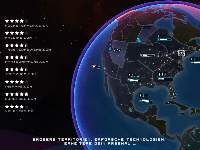 ‎First Strike: Atomkrieg RTS Screenshot