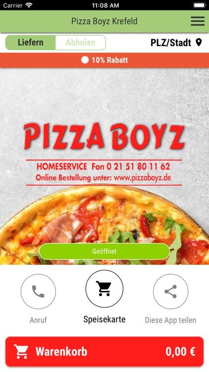 Krefeld Pizza Boyz