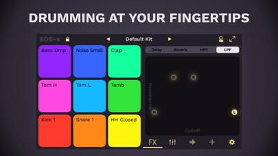 SDS-x — Simple Drum Sampler Screenshots
