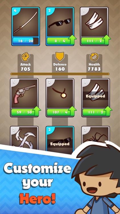 Swipe Fighter Heroes screenshot-3