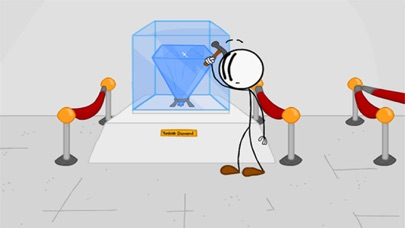 Stealing The Diamond -Stickmanのおすすめ画像3