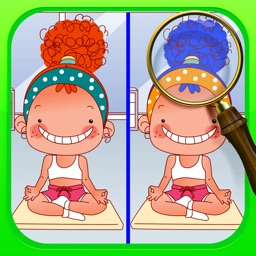 Spot It! Differences Detective