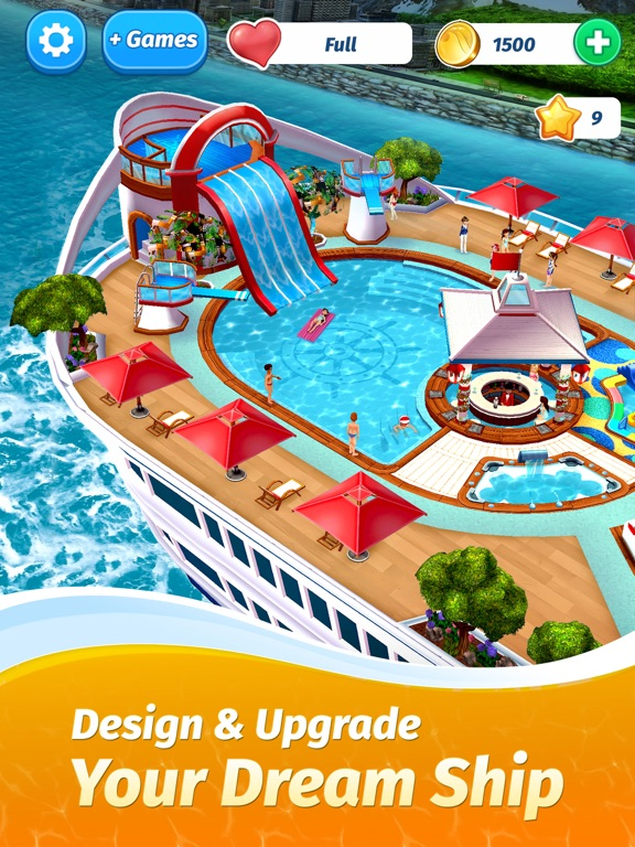 The Love Boat - Puzzle Cruise screenshot 7
