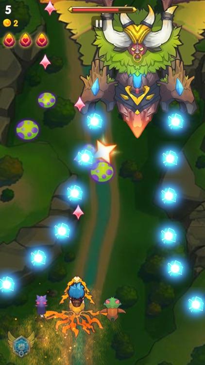Sky Champ: Monster Attack screenshot-6