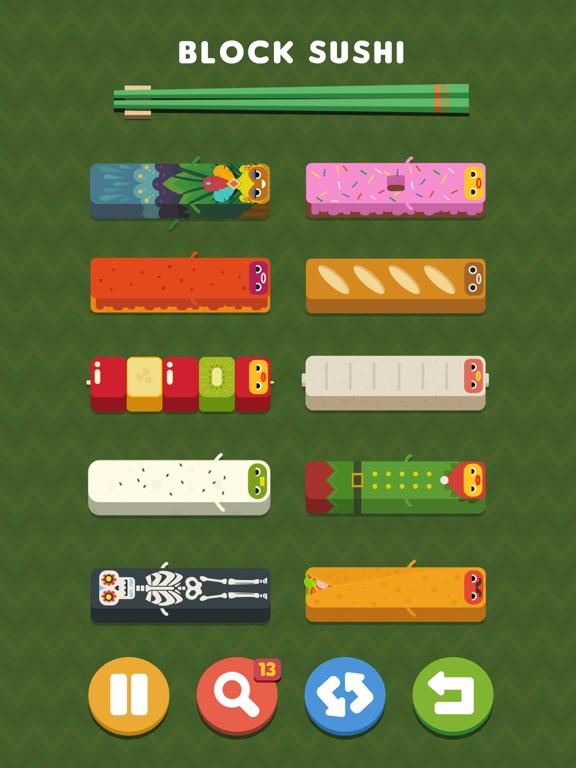 Push Sushi - slide puzzle screenshot 10