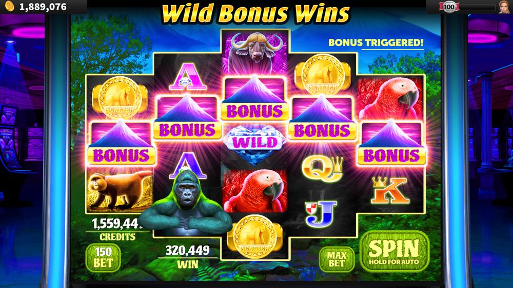 Slots of vegas bonus no deposit