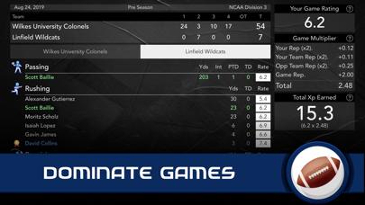 Football Superstar: US Edition screenshot 9