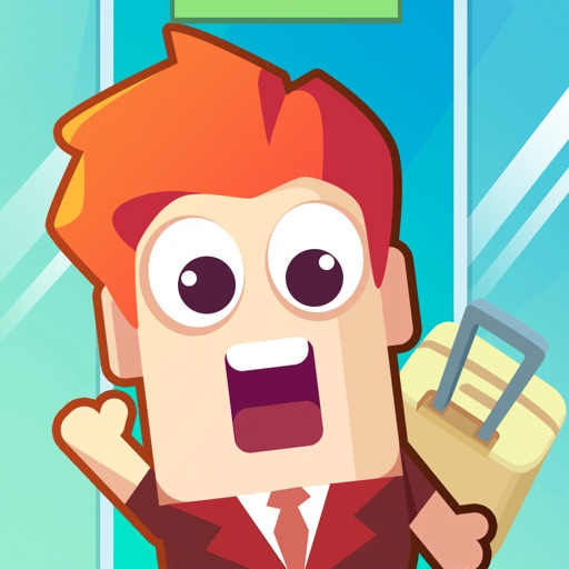Super Hotel Tycoon Icon