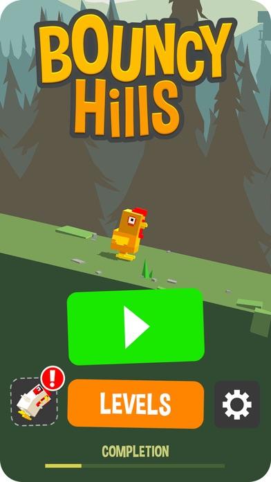 Bouncy Hills screenshot 2