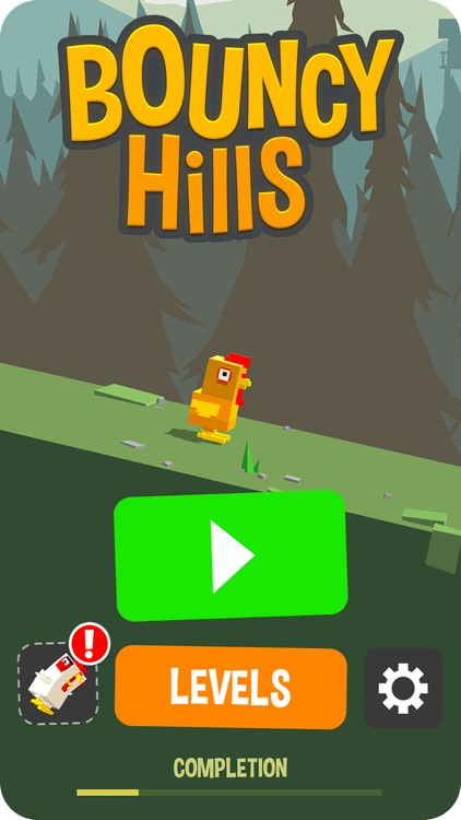 Bouncy Hills screenshot-1