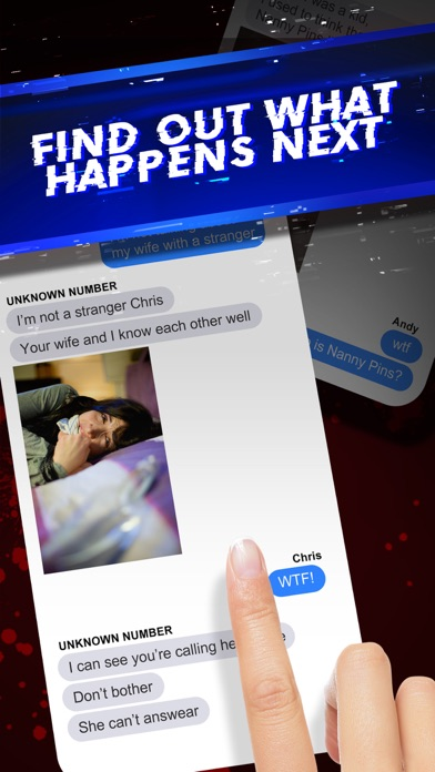 Twisted - Text & Chat Stories screenshot 4