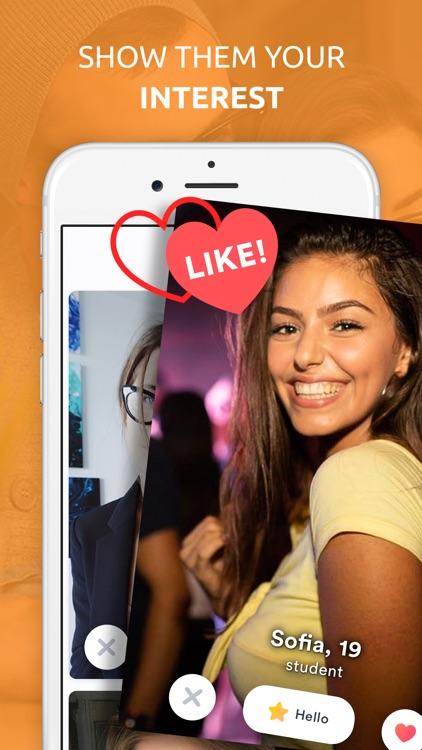 uStory - Online Dating App screenshot-3