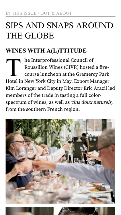 Wine Enthusiast Magazine screenshot-3