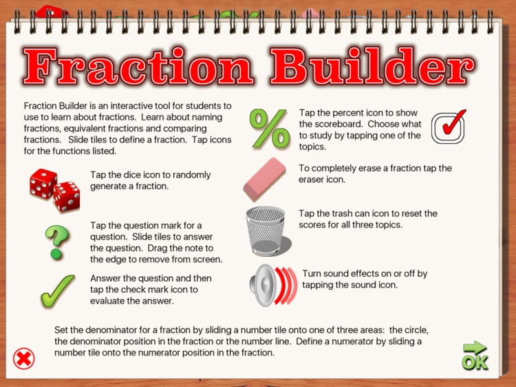 Fraction Builder screenshot-4