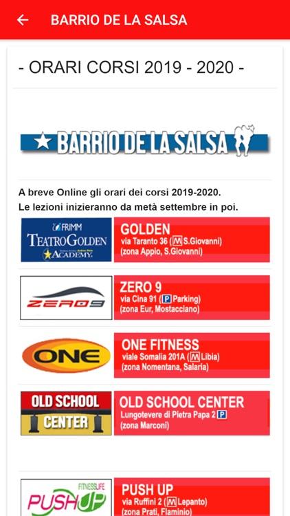 Barrio App