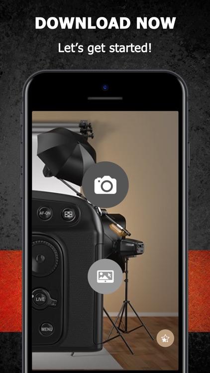 Creative Lighting Photo Editor screenshot-6