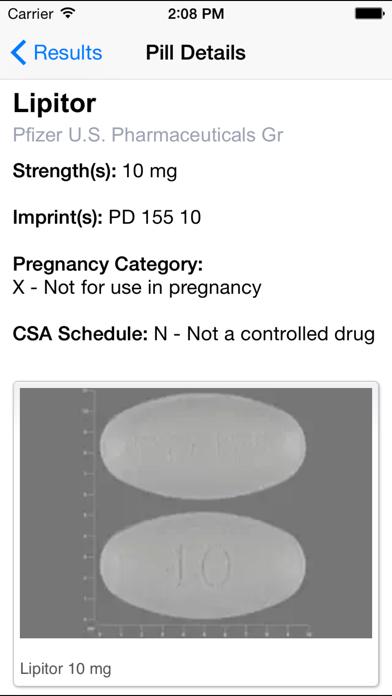 Pill Identifier By Drugscom review screenshots