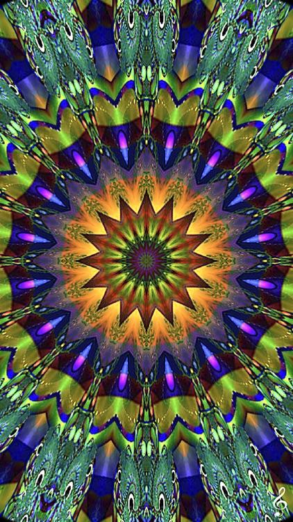 FullScreen Kaleidoscopes