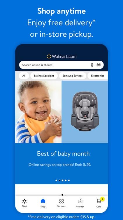 Walmart - shopping & grocery screenshot-5