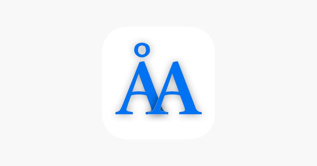 Andalsnes Avis Eavis I App Store