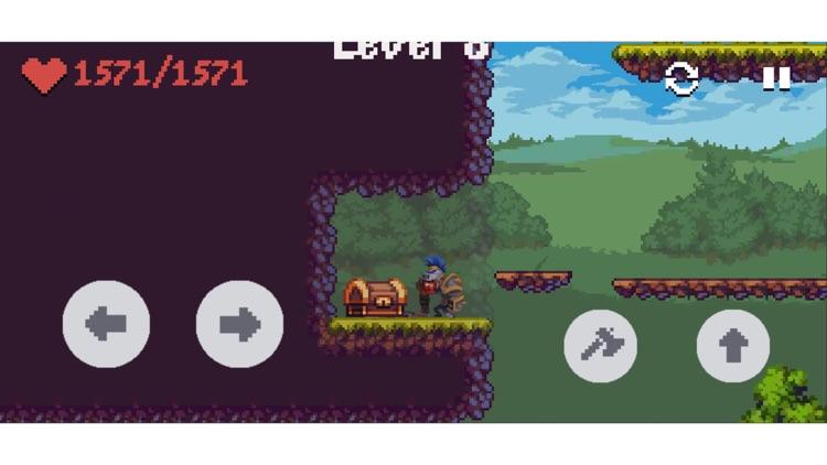 AlphaBlade - Retro 2d Platform screenshot-4