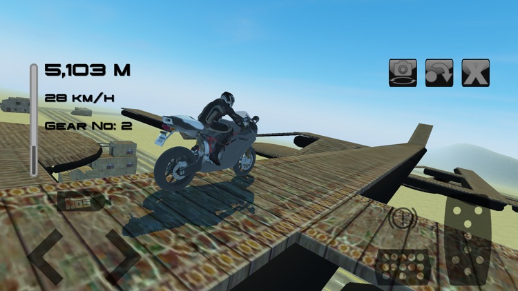 Fast Motorcycle Driver screenshot-4
