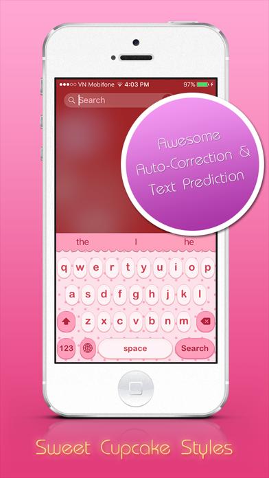 Cute Keyboard™ screenshot one