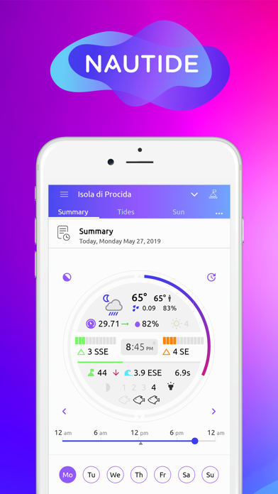 Screenshot for Nautide in United States App Store