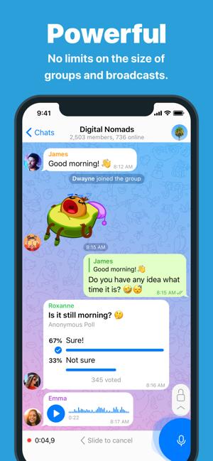Telegram Messenger on the App Store