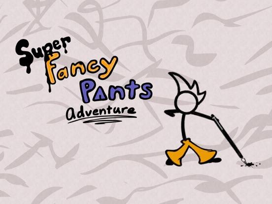 Super Fancy Pants Adventure Screenshots