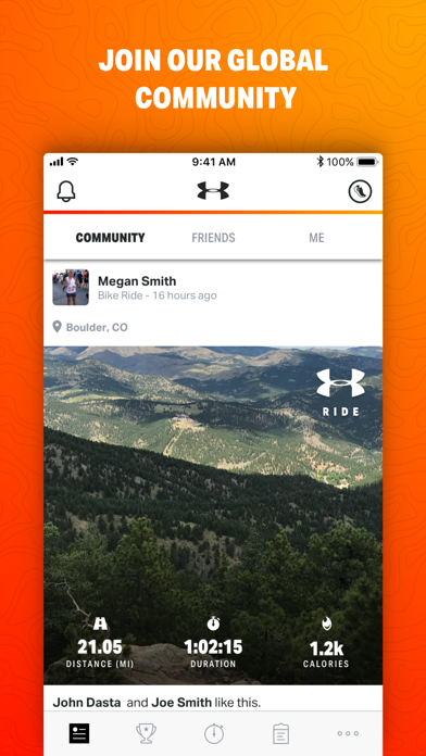 Map My Ride by Under Armour wiki review and how to guide