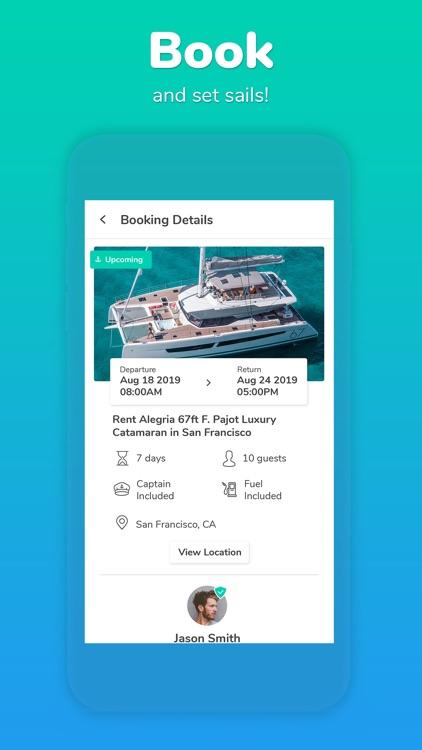 sail.me: Boat & Yacht rentals screenshot-4