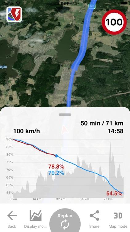 A Better Routeplanner (ABRP) screenshot-4