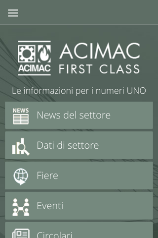 Firstclass ACIMAC - náhled